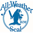 All Weather Seal of West Michigan Logo